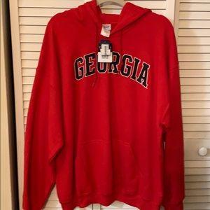 Georgia Hooded Sweatshirt/ NWT